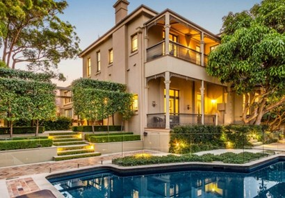 Tech guru sells Sydney mansion for millions