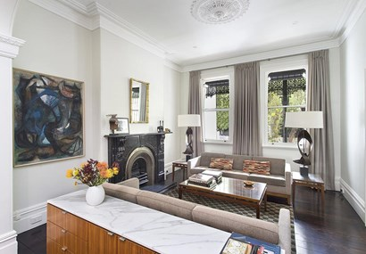 This Potts Point terrace is a one of a kind