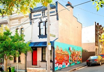 How street art influences property prices