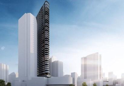 Australia's second thinnest tower for Brisbane