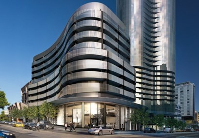 South Yarra apartment development reaches for the stars