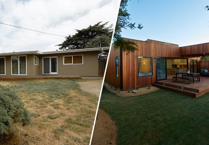 How did a family turn a shack into a million-dollar home?
