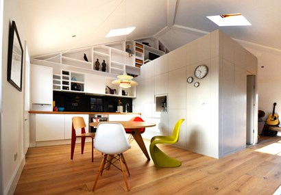 Six stylish micro-apartments from around the world