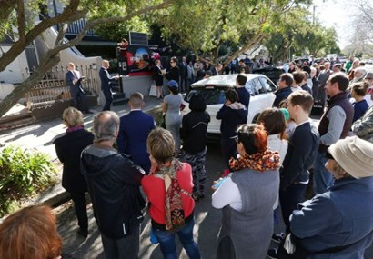 Another strong result for Sydney winter auction market
