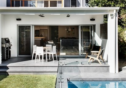 Stunning transformation of a Sydney 'just-liveable dump'