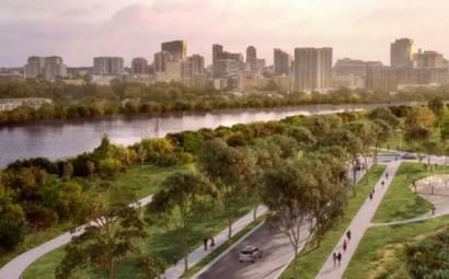 What's next for Sydney's second CBD?