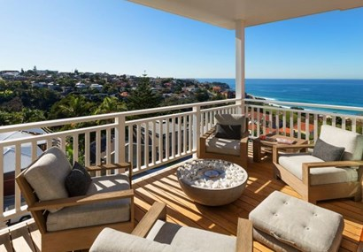 A deluxe Bronte beach house with all the trimmings