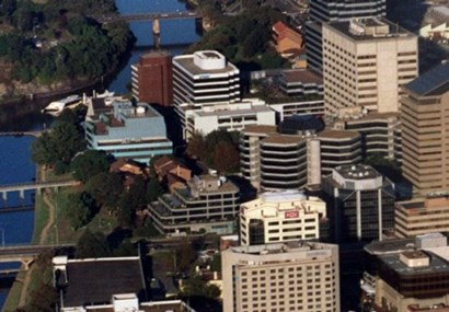 Parramatta needs to double in size by 2035